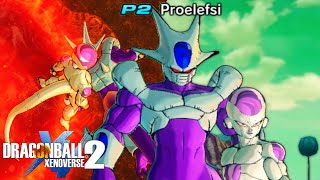 Frieza And Cooler TEAM UP! Strongest Brothers In Dragon Ball Xenoverse 2!