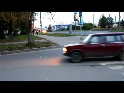 Светофор в Вологде