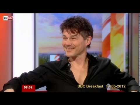Morten Harket interviewed on BBC Breakfast (HD) 11-05-2012
