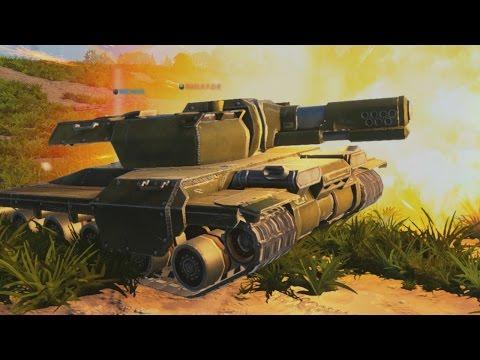 Tanki X Battle Trailer [Fan-Made][Unofficial]