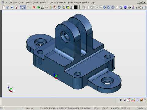 Why KeyCreator? | 3D Design Software | Solid Modeling