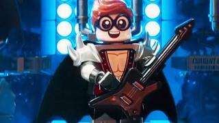 The LEGO Batman Movie Theme Song Movie Clip (2017) Will Arnett Animated Movie HD