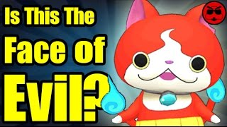 Yo-Kai Watch Jibanyan is PURE EVIL! - Culture Shock