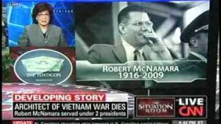 Robert McNamara has died - CNN