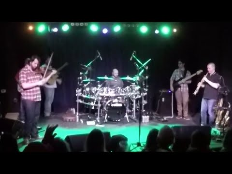 Adam Parker Drums - Ants Marching with Dave Matthews Tribute Band - 3219 - Chattanooga TN