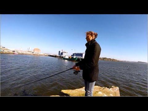 Le repos avec la pêche des queues