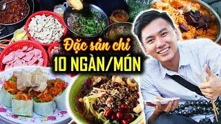 ĐẶC SẢN NGON NHƯNG KHÓ TÌM |Du lịch ẩm thực Huế #4