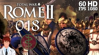 Total War: Rome 2 - Pergamon #018 - Raus hier Knossos [Deutsch] | Rome II Gameplay