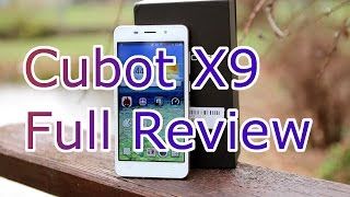 cubot x9 review iphone 6 alternative for 140 mtk 6592 octa core hd