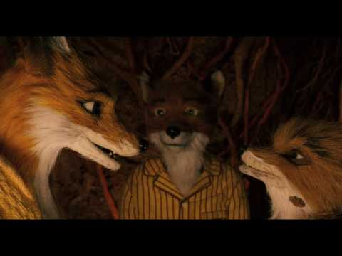 Fantastic Mr. Fox trailers