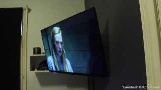 "LG 40UB800T 40"" 4K TV Review"