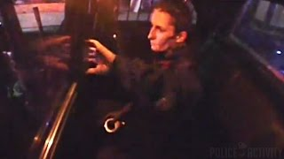Dashcam Shows Woman Stealing Cop Car After Escaping Handcuffs