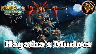 Even Murloc Hagatha Shaman Witchwood | Hearthstone Guide How To Play