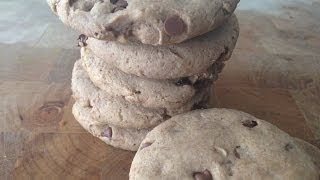 How To Make Butterless Chocolate Chip Cookies