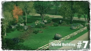 The Sims 3: World Building - Farms with details