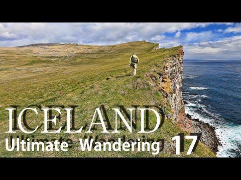 ICELAND アイスランド 究極放浪 17 果てしなき断崖