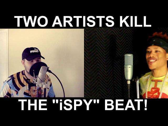 iSpy REMIX!  (Young Verse & Nakuu)
