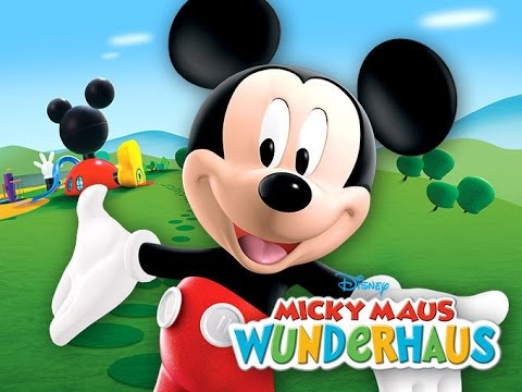 Micky Maus Wunderhaus Die Jagd nach dem Kristall Micky Staffel 4 Folge 8 Deutsch