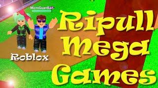 "ROBLOX | ""I wish you were funny"" | Ripull Mega Games | MicroGuardian | SallyGreenGamer"