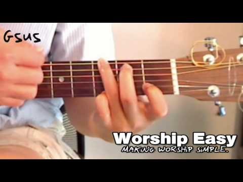 The Gsus Chord (Guitar)