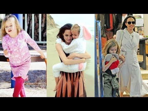 Amazing Life Story of Angelina Jolie's Daughter Vivienne Marcheline Jolie Pitt 2017