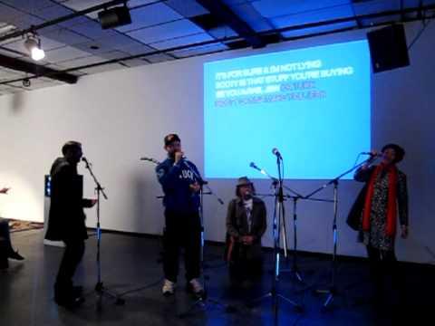 UJ3RK5 karaoke at re-LIVE