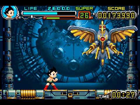 Astro Boy - Tetsuwan Atom - Atom Heart no Himitsu (GBA)