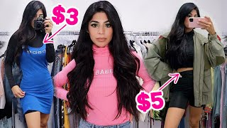 YOU WON'T BELIEVE HOW MUCH I PAID!!! *AFFORDABLE TRY ON HAUL*