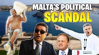 Malta's Political Scandal! (Funny Moments)
