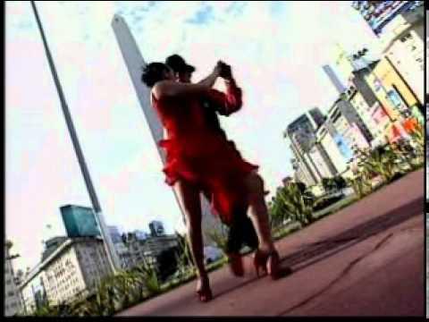 Cambalache ( Tango) dancing.