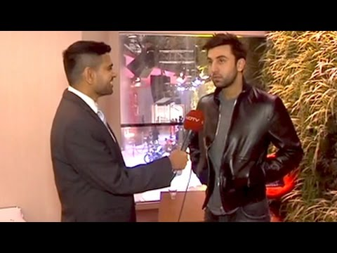 In an exclusive conversation with the 'hero' Ranbir Kapoor