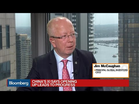 Principal's McCaughan Weighs in on Xi's Speech at the Boao Forum