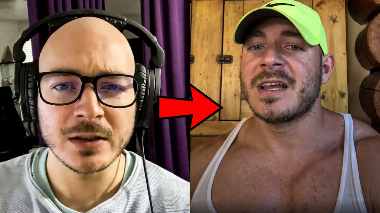 His TRT Before And After Effects