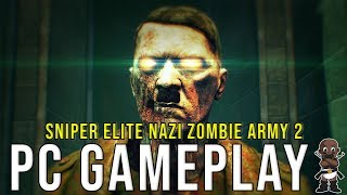 Sniper Elite Nazi Zombie Army 2 - PC - Maxed - 1080P - i7-3770K - GTX 770