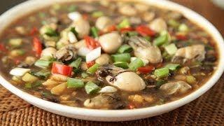 【楊桃美食網-3分鐘學做菜】豆豉鮮蚵 HD