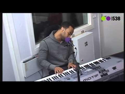 Radio 538: John Legend - Shine (Live bij Evers Staat Op)