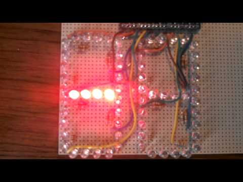 PCA9685 Test With STM32 Nucleo