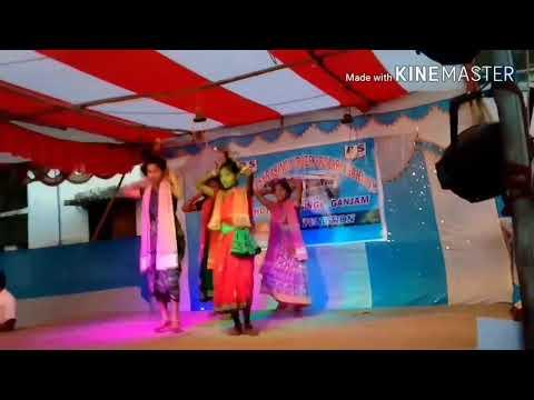 Mo akhira sapana odia bhajan bhuttasarasingi school annual function