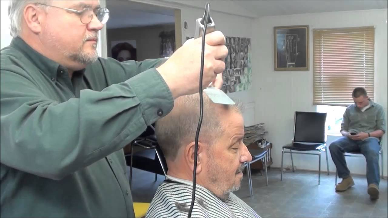 A FLATTOP ON FINE THINNING HAIR YouTube