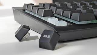 Corsair K57 RGB wireless keyboard unboxing and overview