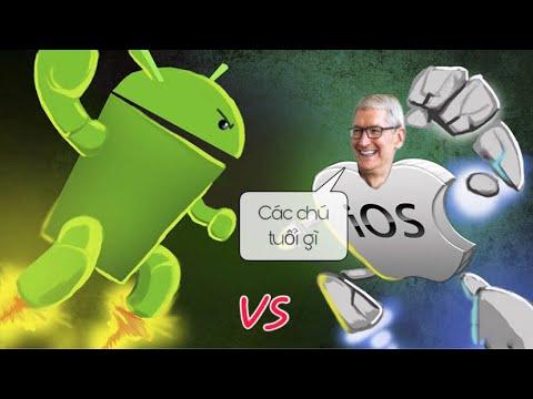 Apple tung clip quảng cáo troll các hãng Android một cách hài hước