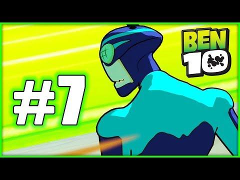 BEN 10 Gameplay Walkthrough - Part 7 - The Final Alien! (HD With Blitzwinger)