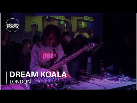 Dream Koala Boiler Room London LIVE Show