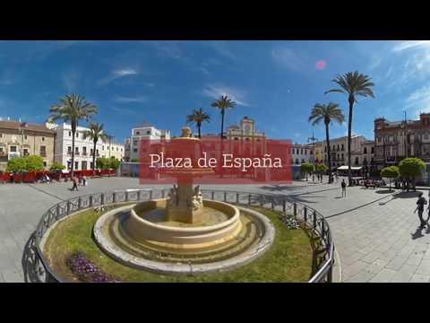 Video 360º de Mérida (Extremadura) - Ruta Vía de la Plata
