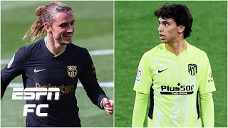 Advantage Barcelona In La Liga Race! What Went Wrong For Real Madrid And Atletico Madrid?   ESPN FC