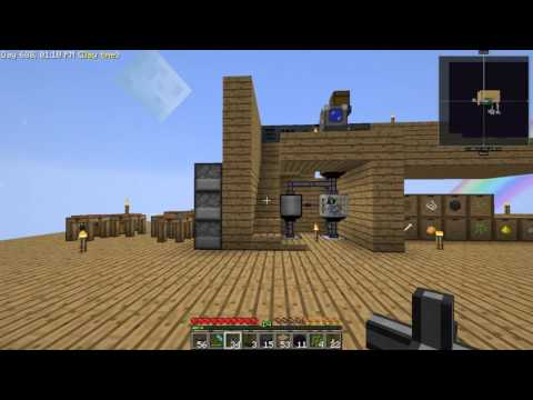 Modded Minecraft - Sky Factory 3 with Guano - E28