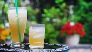 Naturally Fermented Ginger Ale