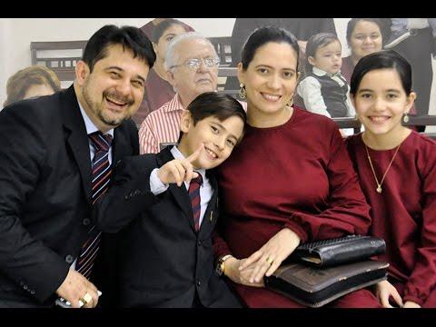 TESTEMUNHO APÓSTOLO LUIZ HENRIQUE