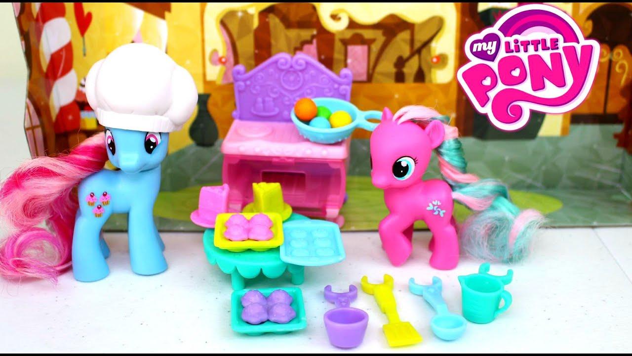 Cocinita de Juguete de My Little Pony My Little Pony