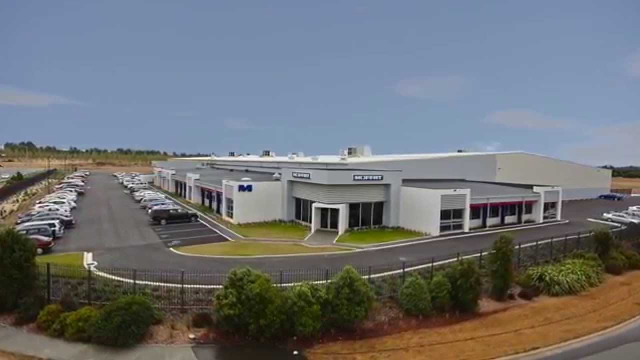 Moffat 2015 | Moffat Christchurch Factory - YouTube